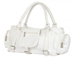 Glory Fashion Womens Handbag WhiteBags Beautys