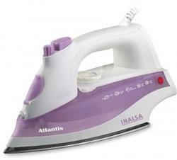 Inalsa Atlantis 1400Watt Steam Iron White and Purple