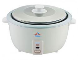 Bajaj Majesty RCX18 550Watt Rice Cooker White