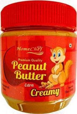 Homechef Peanut Butter Creamy 340g