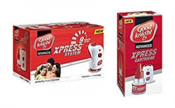 Good Knight Xpress Combo Machine and Refill with 1 Extra Refill Pack