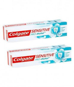 Colgate Sensitive  Prorelief Toothpaste 70 Gm Pack Of 2