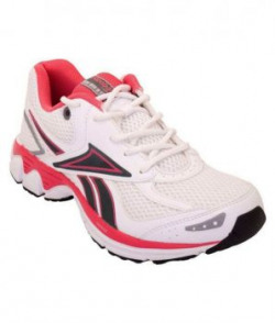 Reebok White Running Sports Shoes For Girls