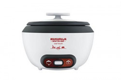 Maharaja Whiteline Cool Touch 700Watt Multi Cooker White