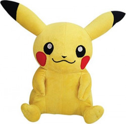 Pokemon Pikachu Plush Yellow