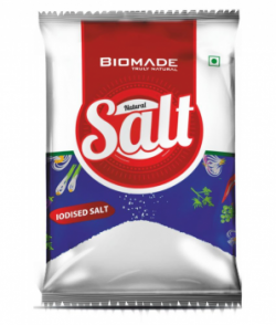 Biomade Natural Sea Salt 1 Kg