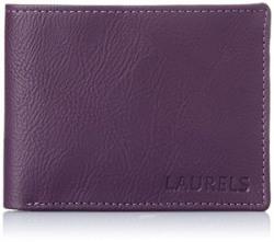 Laurels Mens Wallet PurpleWT06
