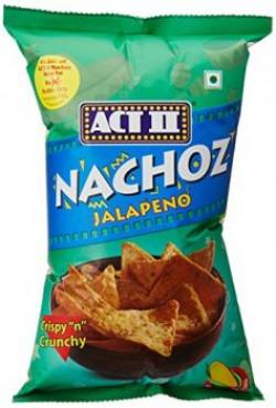 ACT II Jalapeno Nachoz 150g