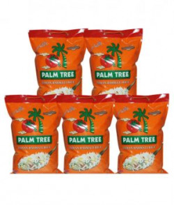 Palm Tree Indian Basmati Rice 1 Kg Each pack Of 5