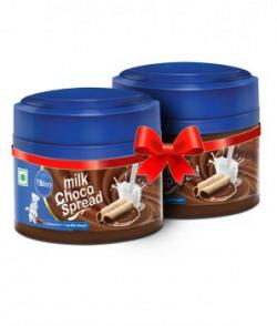 Pillsbury Milk  Chocolate Spread 180 Gm Pack Of 2