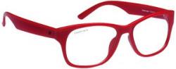 Fastrack Red Wayfarer Sunglasses PC001WH9
