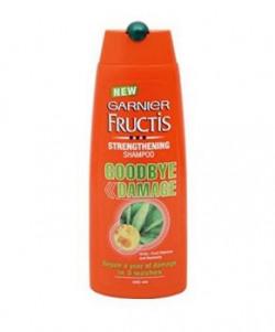 Garnier Fructis Strengthening Shampoo Goodbye Damage 175ml