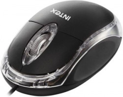 Intex Magic USB Wired Optical Mouse Gaming Mouse