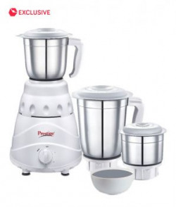 Prestige Flair  3 Jar 550 W Mixer Grinder