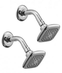 Kamal Rozy Overhead Shower With Arm set Of 2