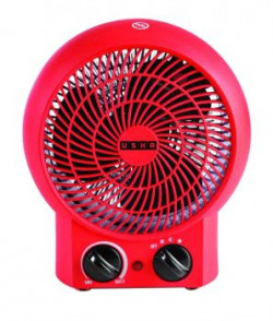 Usha 2000 Fh3620 Element Heater Red