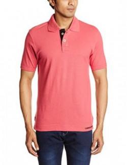 Chromozome Mens Cotton Polo S6350 Pink M