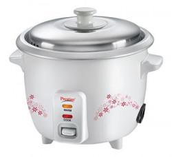 Prestige Delight PRWO 10 1Litre Electric Rice Cooker White