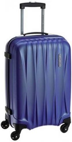 American Tourister Polycarbonate 55 cms Midnight Blue CarryOn 38W 0 11 001