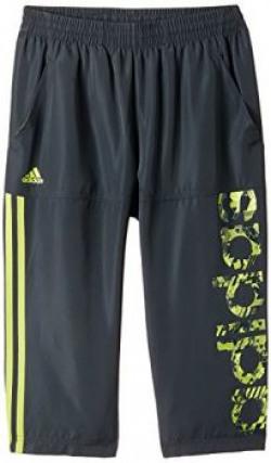 adidas Boys Trousers S21647Black1314 years