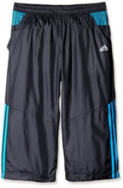 adidas Boys Trousers M66186128Black and Solar Blue128