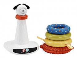 Fisher Price Roly Poly Rock a Stack Multi Color