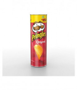 Pringles Potato Chips Original 110 Gm Pack Of 2