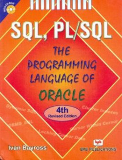 SQL PLSQL The Programming Language Of Oracle With CDROM 4th Revised  Edition
