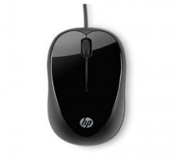 HP X1000 Wired Mouse BlackGrey
