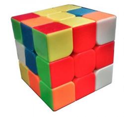 Playsmart Cubix Pro  3x3 Multi Color
