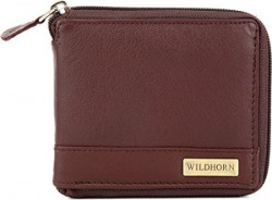 WildHorn WH559 Brown mens wallet