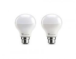 Syska B22 15Watt LED Bulb Pack of 2 Cool Day Light