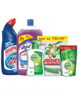 Harpic Toilet Cleaner Ready To Use Liquid Dhulai Pack 3200