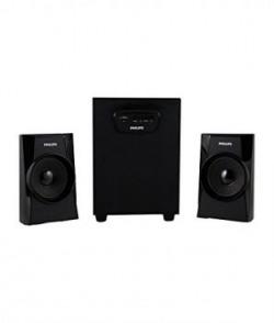Philips MMS1400 21 Multimedia Speaker System Black