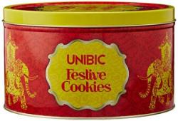 Unibic Festive Cookies Tin 250g