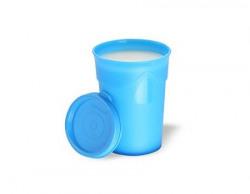 Cello Max Fresh Jumbo Polypropylene Tumbler 350ml Blue