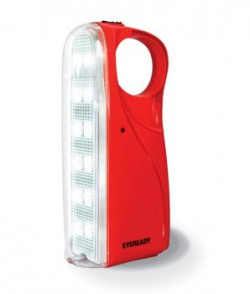Eveready Hl56 Led Rechargeable Emergency Light Red