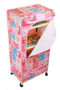 Natraj Children Toy Box Jumbo Pink
