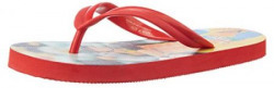 Happy Feet Baby Boys Cricket Red FlipFlops and House Slippers  2 Kids UKIndia 33 EU HFC010