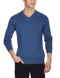 Quiksilver Mens Cotton Sweater 888256882737EQYSW03040MDark Denim