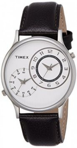 Timex Analog OffWhite Dial Mens Watch  TW002E111