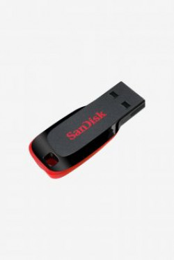 SANDISK 16 GB Pen Drive Black