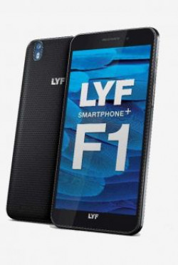 LYF F1 4G Dual Sim 32 GB Black