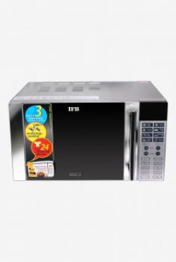 IFB 20SC2 20 Litre Convection Microwave Oven Silver
