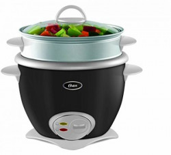 Oster 4731 36Litre Rice Cooker with Steam Tray GreySilver