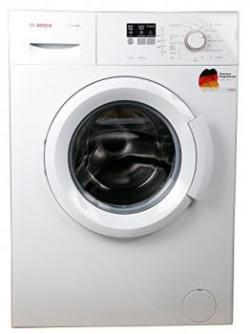 Bosch WAB16060IN Fullyautomatic Frontloading Washing Machine 6 Kg White