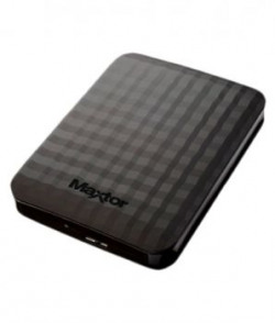 Maxtor M3 1 Tb Usb 30 External Hard Drive  Manufactured By Seagate