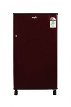 Kenstar NH163BBRFDA Directcool Singledoor Refrigerator 150 Ltrs 3 Star Rating Burgundy Red