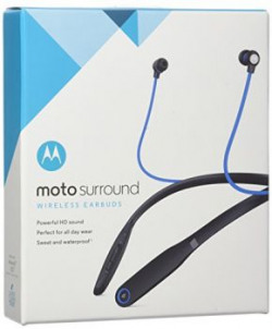Motorola SF520 Moto Surround Wireless Earbud BlackBlue