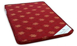 StoryHome KING Bed Size Premium 4 inches Foam Mattresses 75quot X 72quot X 4quot Maroon